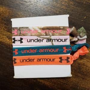 Under Armor Hair Ties